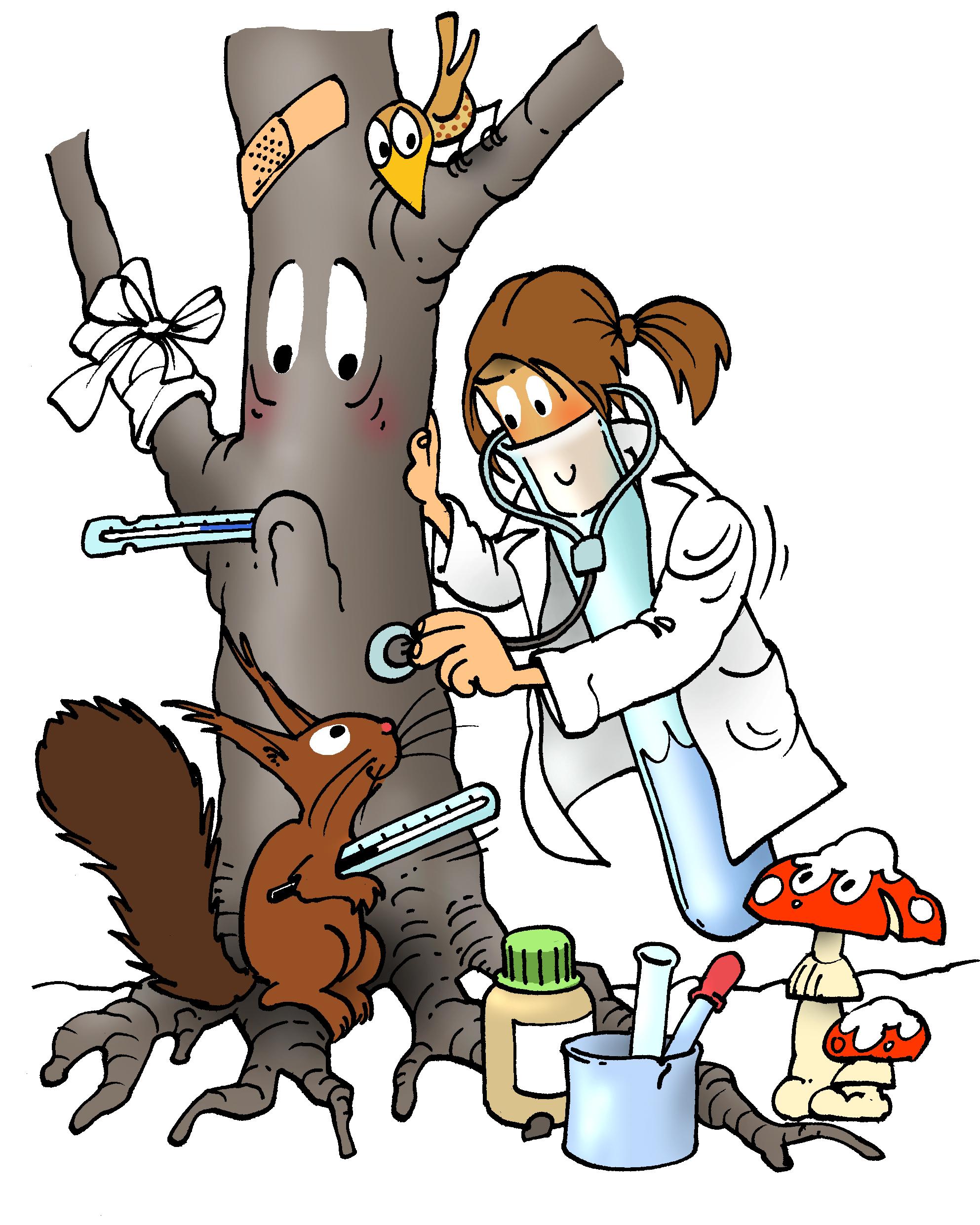 Metka epruvetka v akciji 1